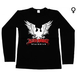 Alter Bridge - Long Sleeve de Mulher - Blackbird