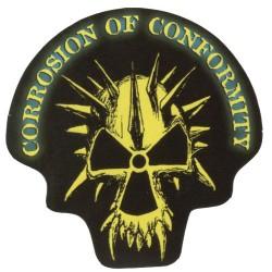 Corrosion Of Conformity - Autocolante - Skull