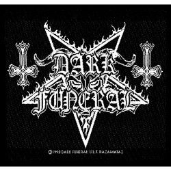 Dark Funeral - Patch - Logo