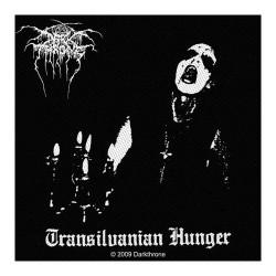 Darkthrone - Patch - Transilvanian Hunger