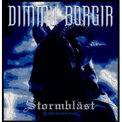 Dimmu Borgir - Patch - Stormblast
