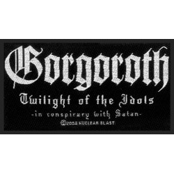 Gorgoroth - Patch - Idols