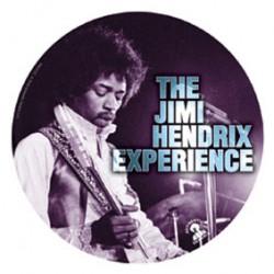 Jimi Hendrix - Autocolante - Experience