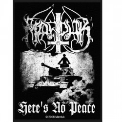 Marduk - Patch - Here's No Peace
