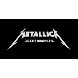 Metallica - Autocolante - Death Magnetic