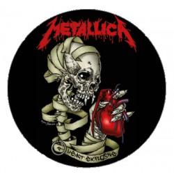 Metallica - Autocolante - Heart Explosive