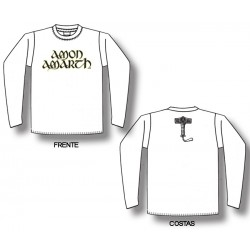Amon Amarth - Long Sleeve - Logo