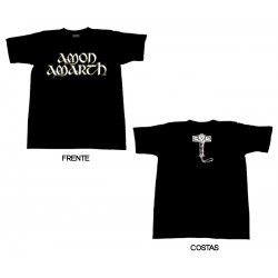 Amon Amarth - T-Shirt - Logo