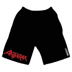 Anthrax - Calção - Logo