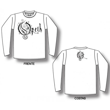 Opeth - Long Sleeve - Logo