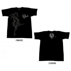 Opeth - T-Shirt - Draconis