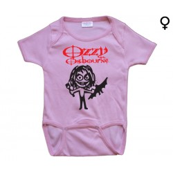 Ozzy Osbourne - Body de Bebé - Cartoon Bat