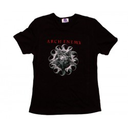 Arch Enemy - T-Shirt de Mulher - Circle Star