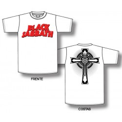 Black Sabbath - T-Shirt - Logo
