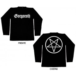 Gorgoroth - Long Sleeve - Logo