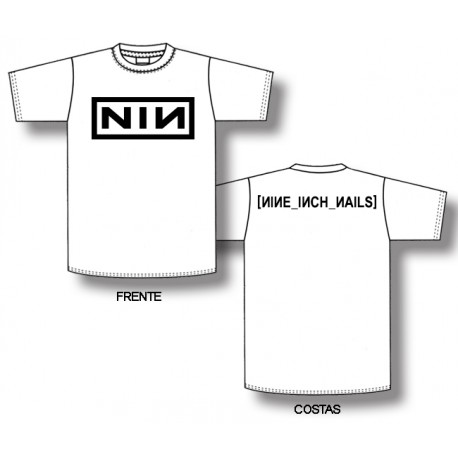 Nine Inch Nails - T-Shirt - Logo