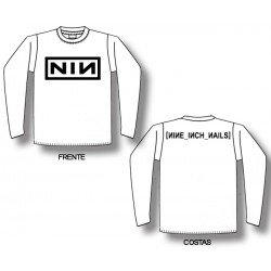 Nine Inch Nails - Long Sleeve - Logo