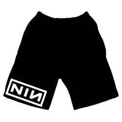 Nine Inch Nails - Calção - Logo