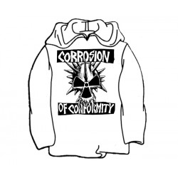 Corrosion Of Conformity - Sweat - Logo