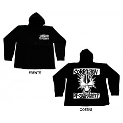 Corrosion Of Conformity - Casaco - Logo