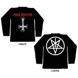 Dark Funeral - Long Sleeve - Cross