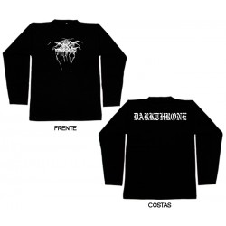 Darkthrone - Long Sleeve - Logo