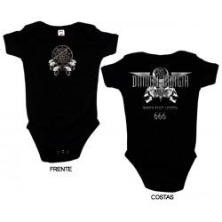 Dimmu Borgir - Body de Bebé - Death Cult Legion 666