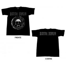 Dimmu Borgir - T-Shirt - Skull