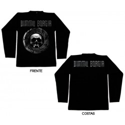 Dimmu Borgir - Long Sleeve - Skull