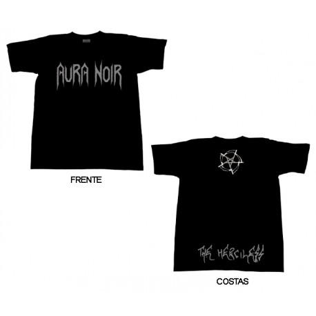Aura Noir - T-Shirt - The Merciless