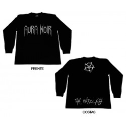 Aura Noir - Long Sleeve - The Merciless
