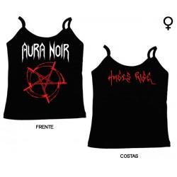 Aura Noir - Top de Mulher - Hases Rise