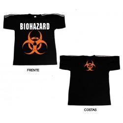 Biohazard - T-Shirt - Logo
