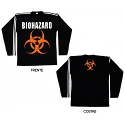 Biohazard - Long Sleeve - Logo