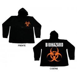 Biohazard - Casaco - Logo