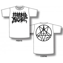 Morbid Angel - T-Shirt - Logo