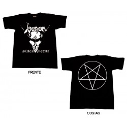 Venom - T-Shirt - Black Metal