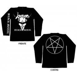 Venom - Long Sleeve - Black Metal