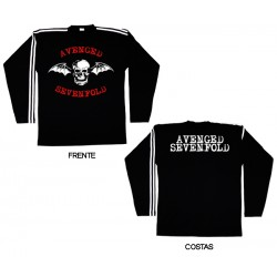 Avenged Sevenfold - Long Sleeve - Bat