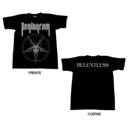Pentagram - T-Shirt - Relentless
