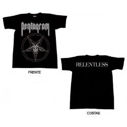 Pentagram - T-Shirt - Relentless