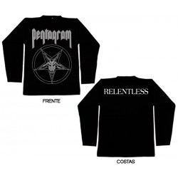 Pentagram - Long Sleeve - Relentless