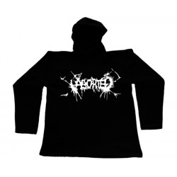 Aborted - Sweat com Capuz - Logo