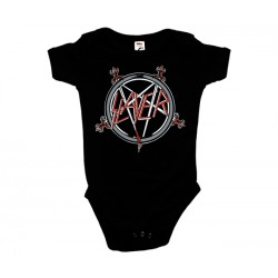 Slayer - Body de Bebé - Logo