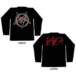 Slayer - Long Sleeve - Logo