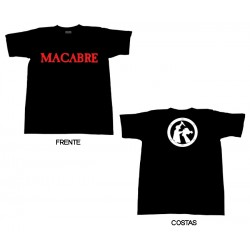 Macabre - T-Shirt - Logo
