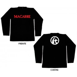 Macabre - Long Sleeve - Logo