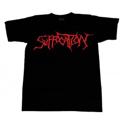 Suffocation - T-Shirt - Logo