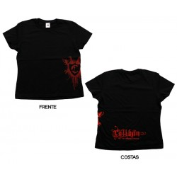 Caliban - T-Shirt de Mulher - Coat of Arms