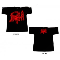 Death - T-Shirt - Logo